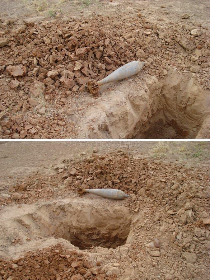 Bombardera av krig royaltyfri fotografi