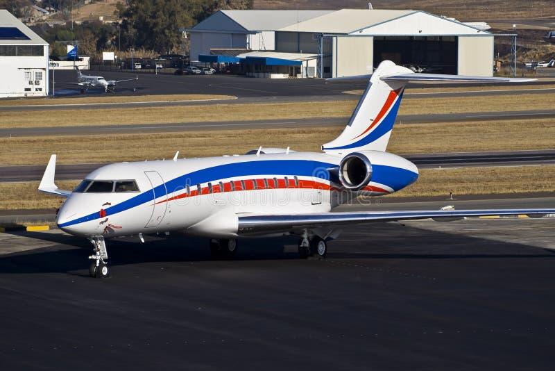 Bombardier BD-700-1A11 5000 globali immagini stock libere da diritti