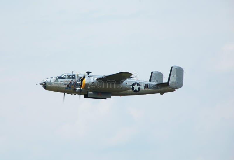 Bombardier De La Guerre Mondiale 2 Photographie stock