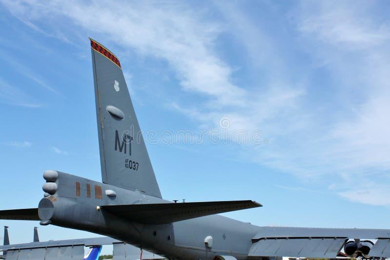 Bombardier stratégique images stock