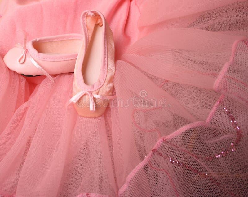 Bombas del ballet fotos de archivo