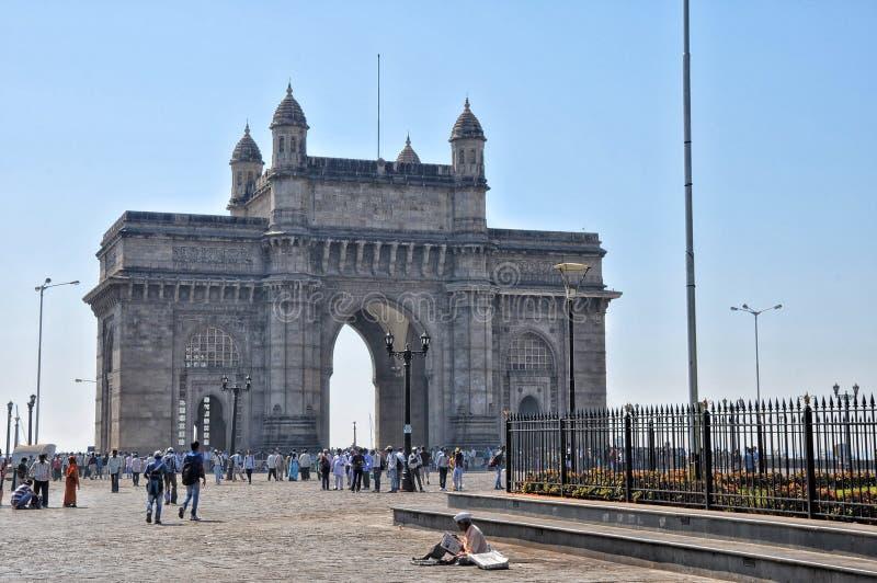 bombay mumbai royaltyfria bilder