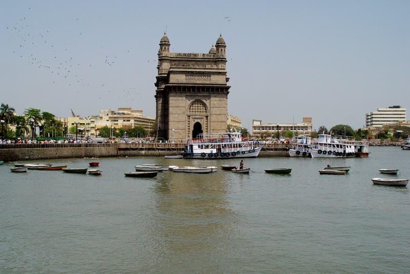 Bombay (Mumbay) royalty-vrije stock afbeelding