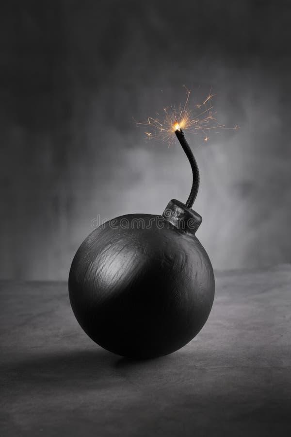 Bombe lizenzfreie stockbilder