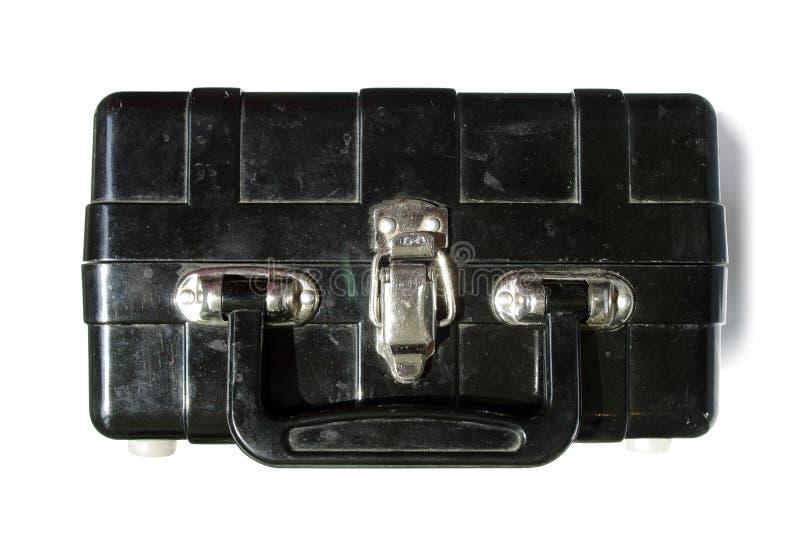 Bombe in einem Koffer lizenzfreie stockfotos