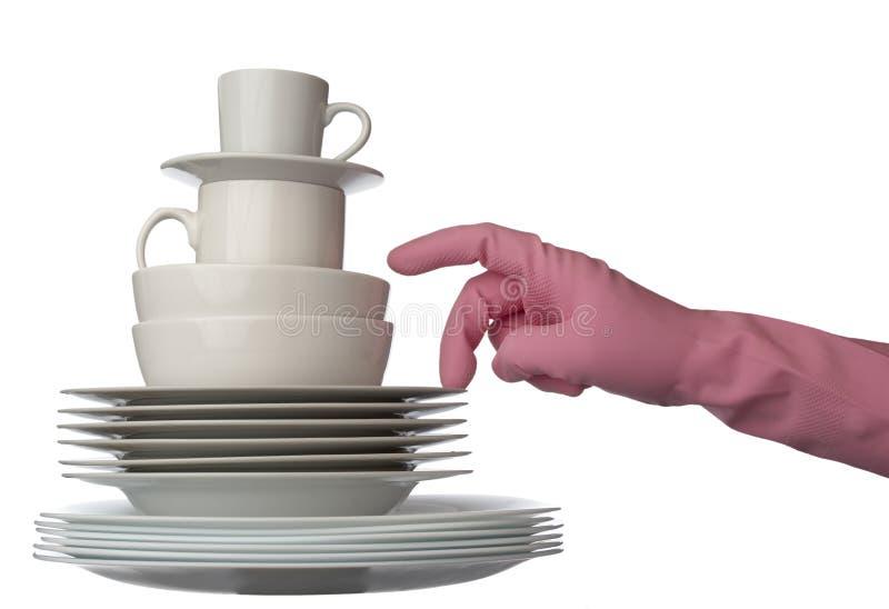 bombe le blanc de cuisine image stock
