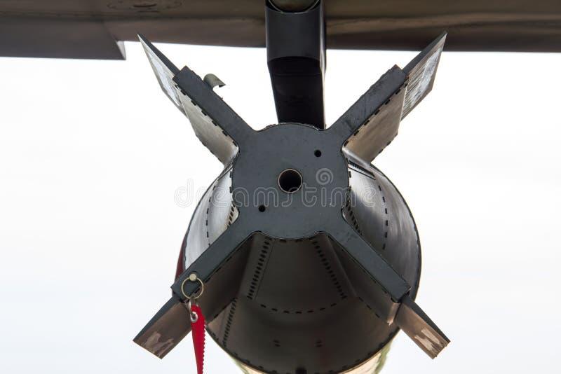 Bombe zerstören lizenzfreies stockbild