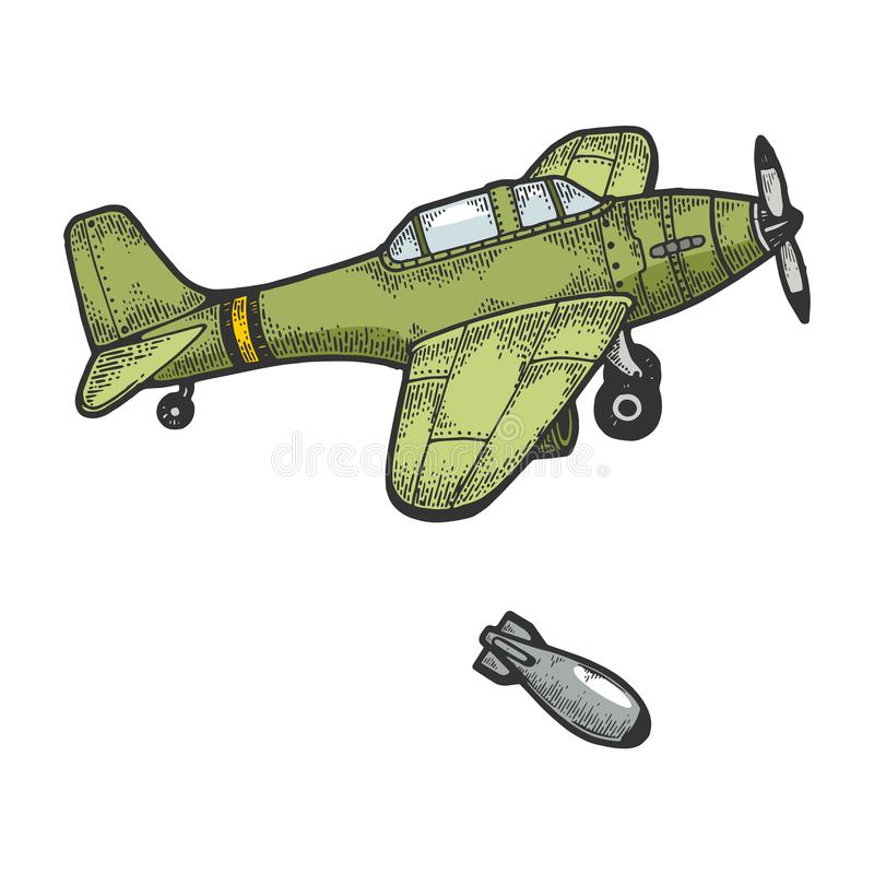 Bomb Plane Stock Illustrations 1 951 Bomb Plane Stock Illustrations Vectors Clipart Dreamstime