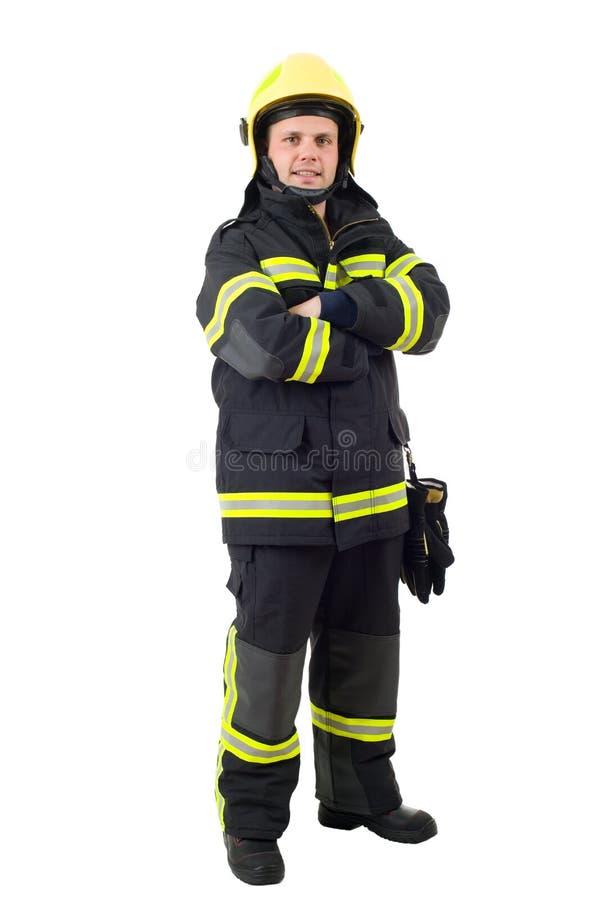 bombero foto de archivo