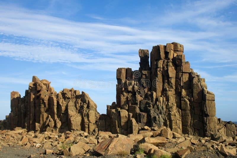 Download Bombo Pinnacles 1 stock image. Image of south, kiama - 20231097