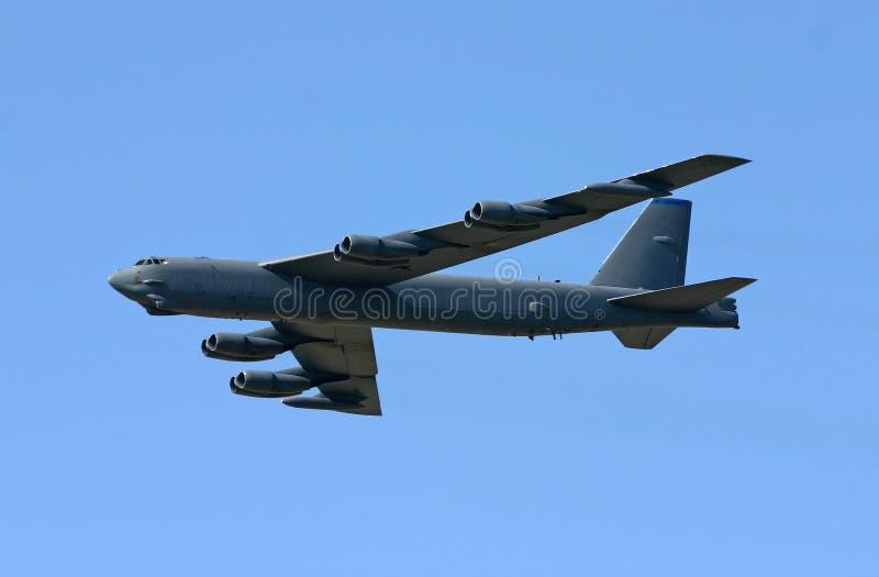 52 bombowiec b zdjęcie stock
