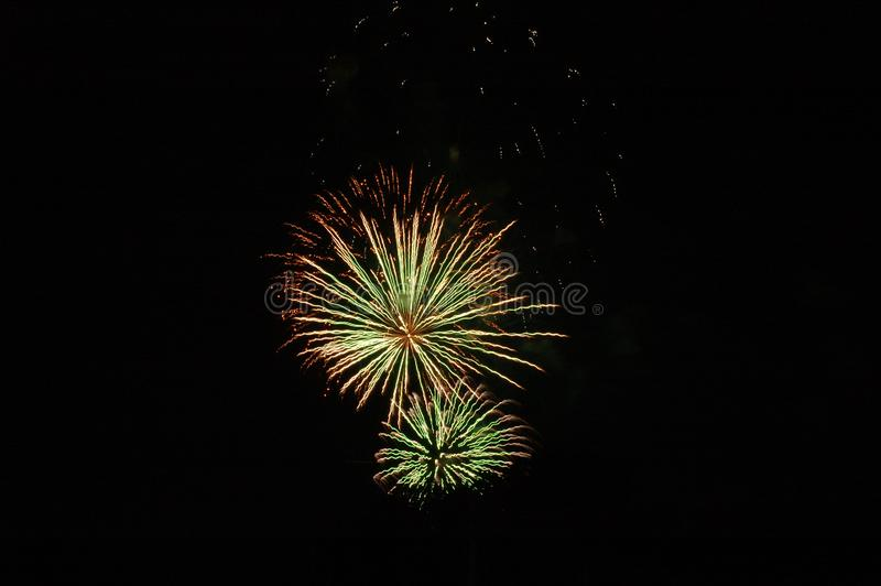 Bombs Bursting In Air Free Stock Images