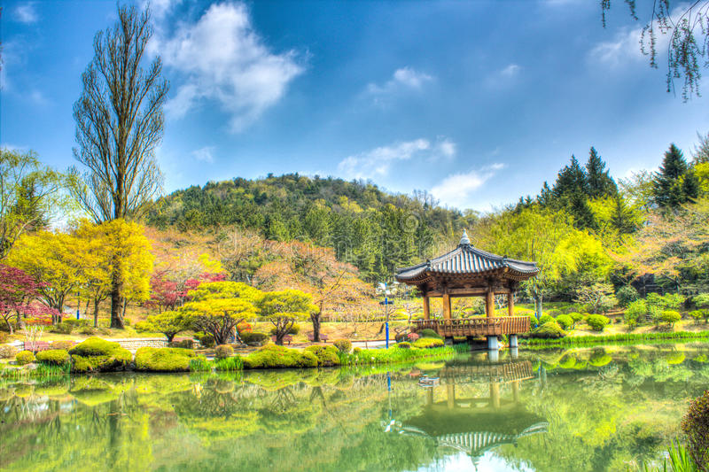 Download Bomun Tourist Place stock image. Image of famous, bomun - 30540843