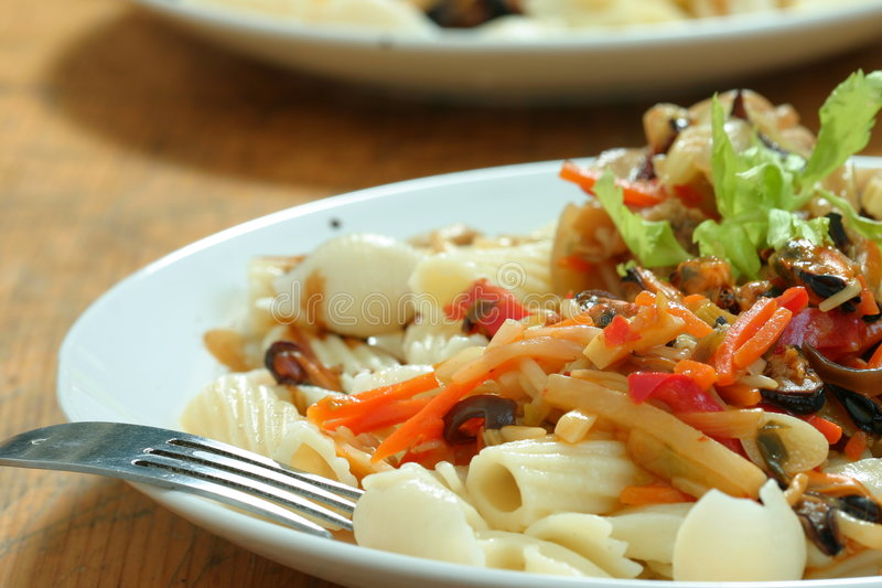 Bon apetit! stock afbeelding