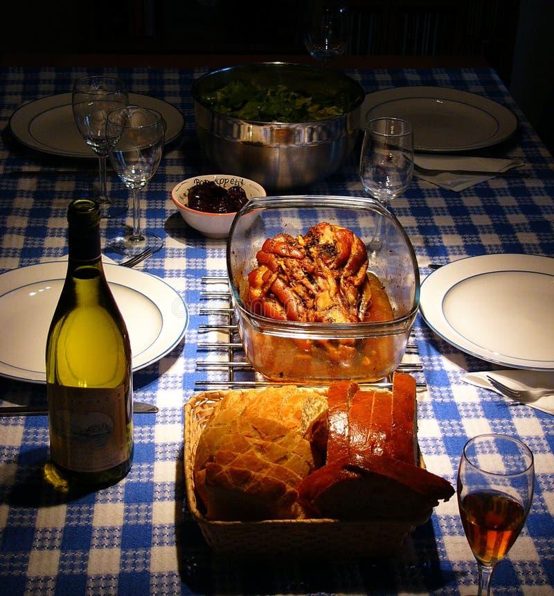Bon Appetit 1 Stockfoto