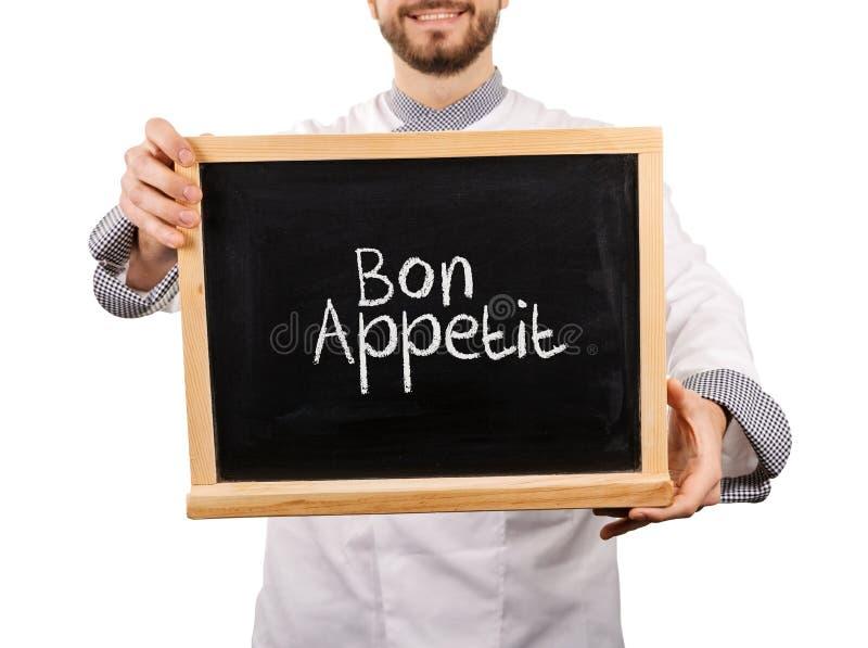 Bon Appetit stockbilder