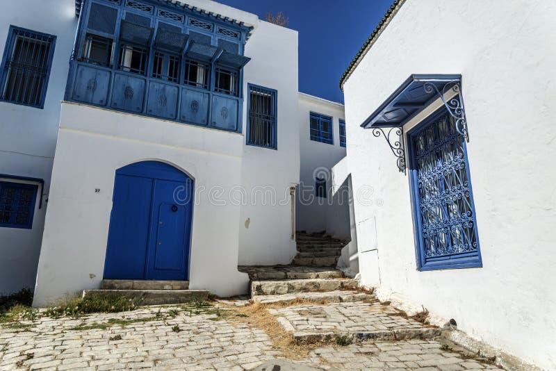 Bon do tampão de Tunísia fotos de stock