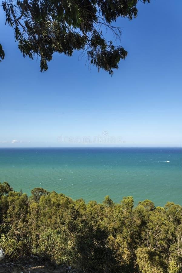 Bon do tampão de Tunísia fotos de stock royalty free