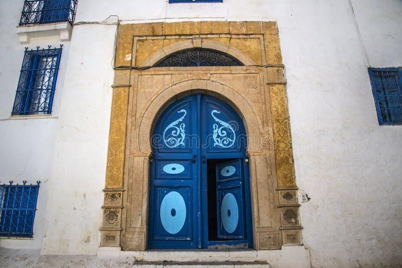 Bon do tampão de Tunísia fotografia de stock royalty free