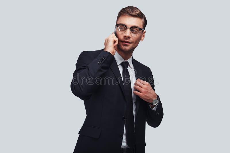 Bon entretien d'affaires photos stock