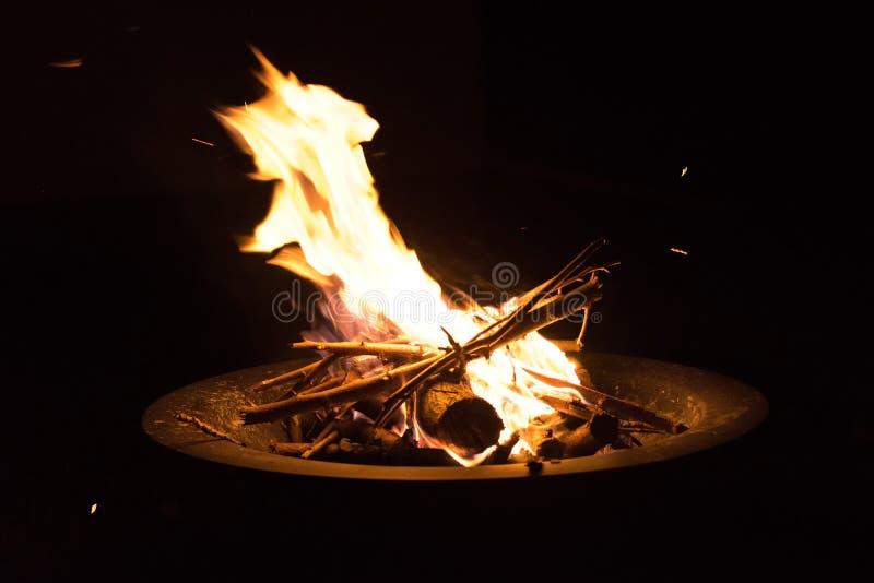 Bon Fire Nights arkivbilder