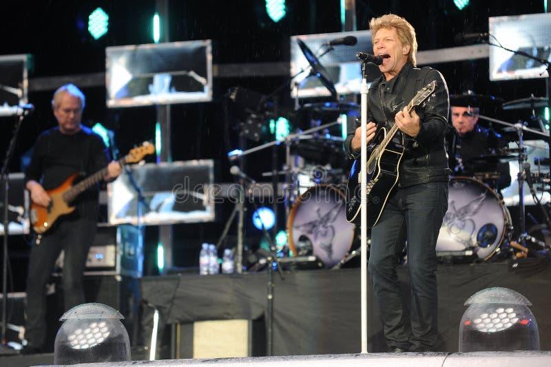 Bon Jovi royalty-vrije stock foto