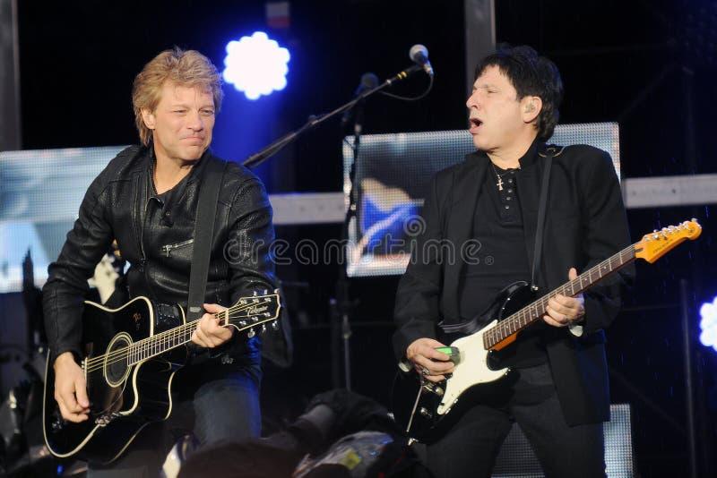 Bon Jovi στοκ φωτογραφίες με δικαίωμα ελεύθερης χρήσης