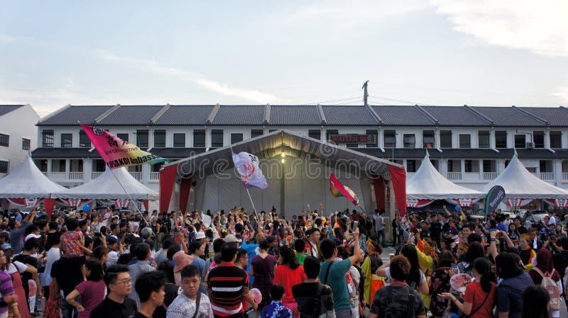 Bon Odori Festival 2019 image libre de droits