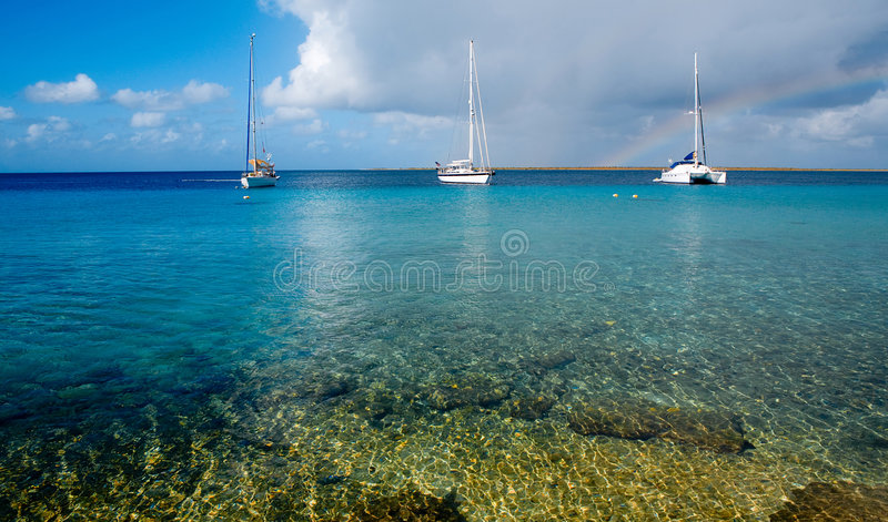 Bonaire royalty free stock photography