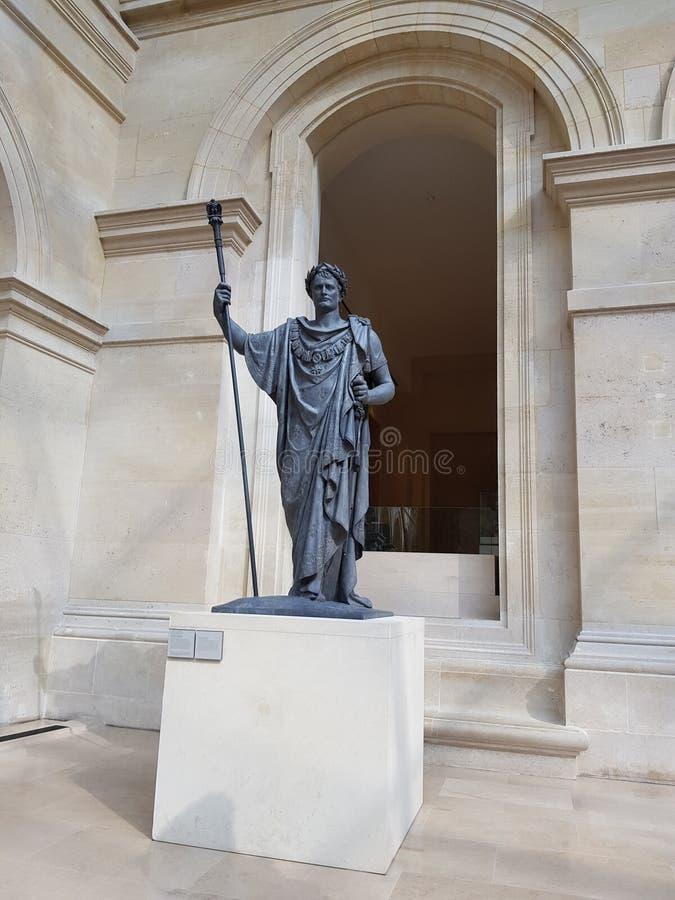 bonaparte napoleon royaltyfria foton