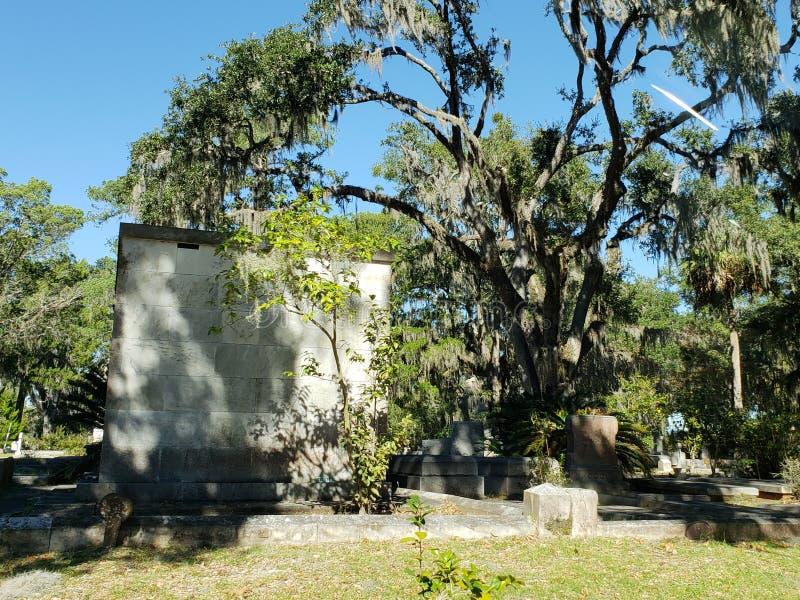 Bonaventure Cemetery images stock