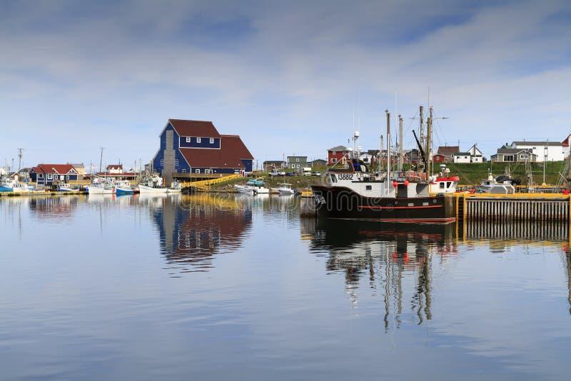 Bonavista, Newfoundland och labrador royaltyfri fotografi