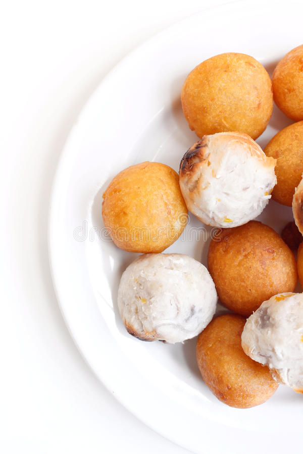 bonbon à pomme de terre photo libre de droits