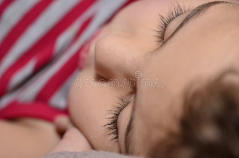 Bonbon à Sommeil D Enfant Image libre de droits