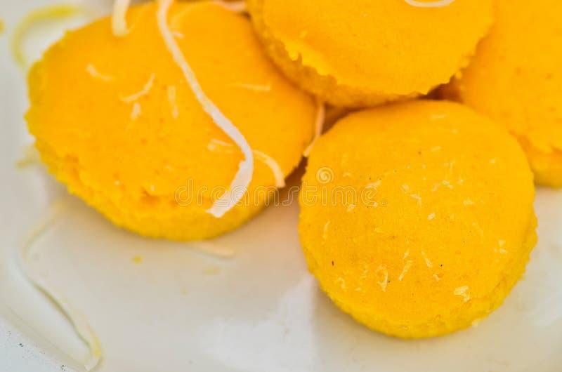 Bonbon thaïlandais à dessert images libres de droits