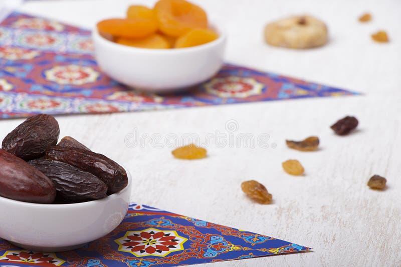 Bonbons à Ramadan photographie stock libre de droits