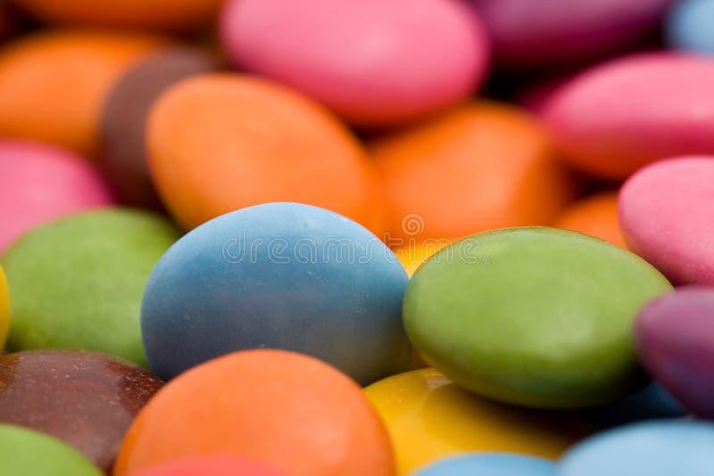bonbons που χρωματίζονται στοκ φωτογραφία με δικαίωμα ελεύθερης χρήσης