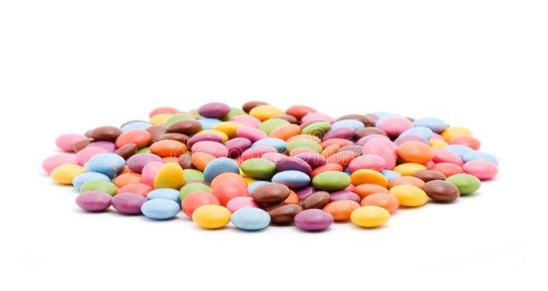 bonbons που χρωματίζονται στοκ εικόνα με δικαίωμα ελεύθερης χρήσης