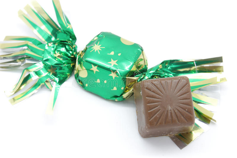 Bonbons σοκολάτας στοκ εικόνες με δικαίωμα ελεύθερης χρήσης