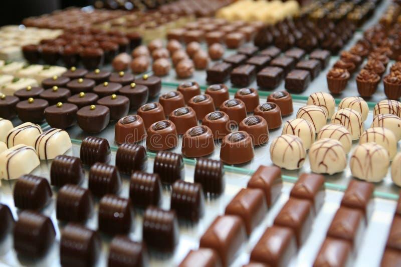bonbons obraz stock