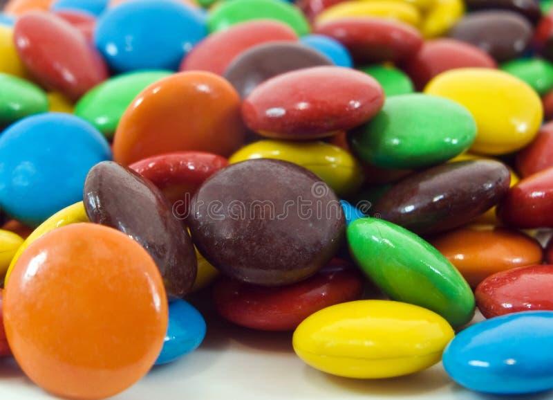 Bonbons stockfoto