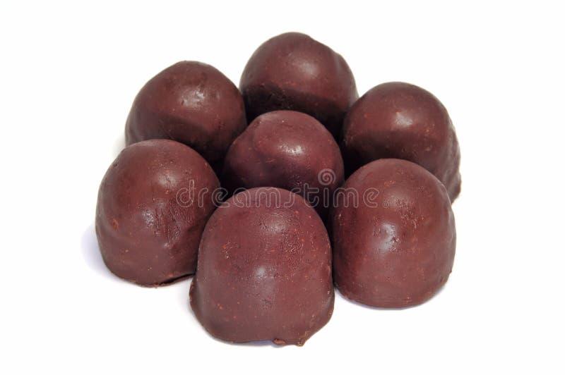Bonbons de chocolat images stock