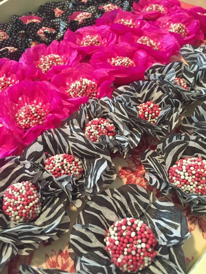 Bonbons de Docinhos photographie stock
