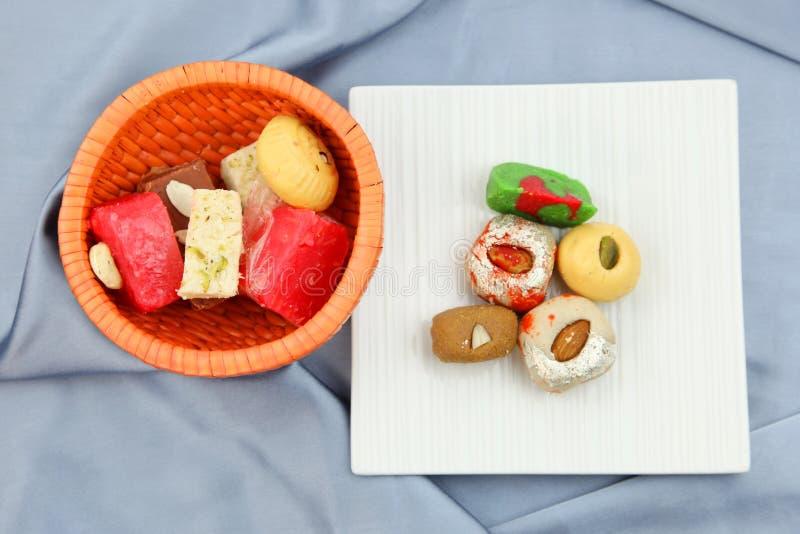 Bonbons de l'Inde photo stock