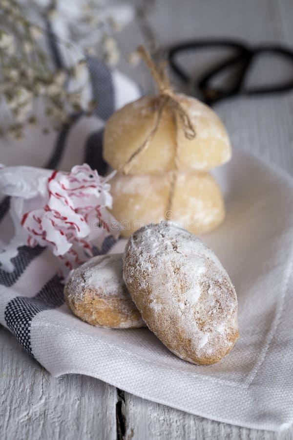 Bonbons espagnols typiques homemade photos libres de droits