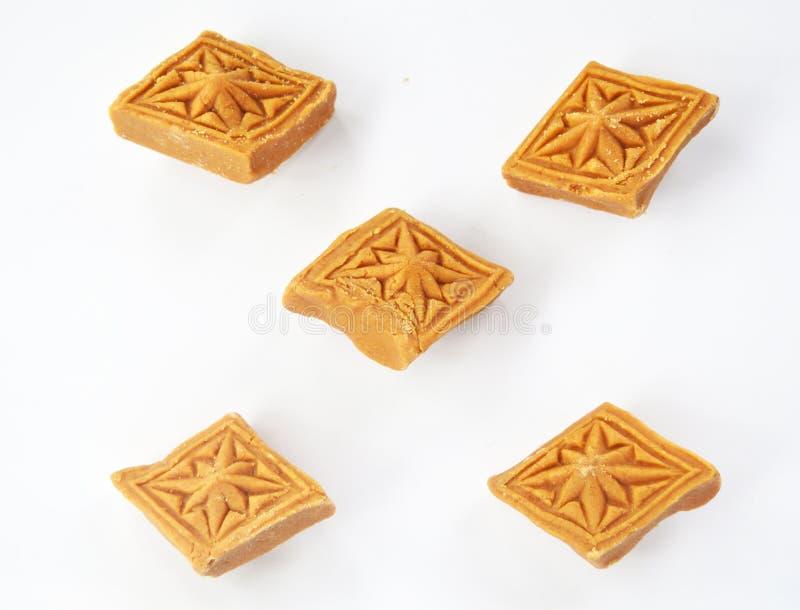 5 bonbons indiens/bangladais photographie stock