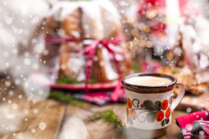 Bonbons typiques traditionnels pour Noël en Italie Chandails et images stock