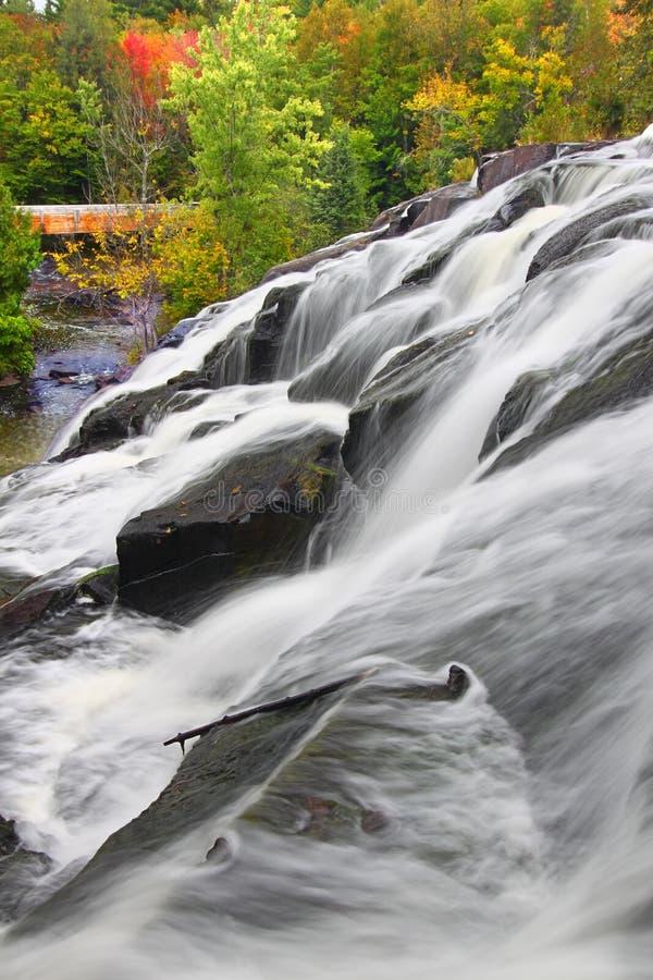 Download Bond Falls Scenic Area Michigan Stock Photo - Image: 43111164