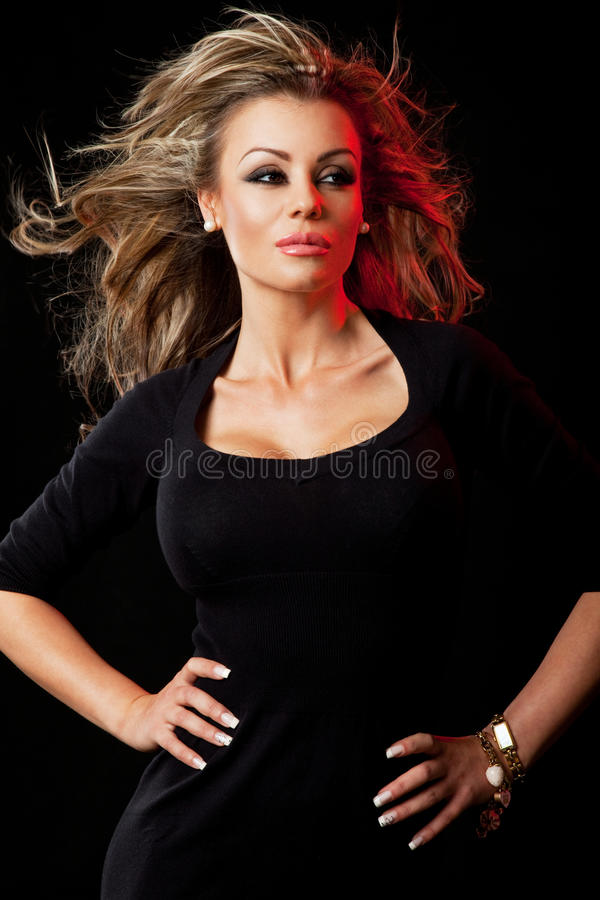 Download Bond Girl Royalty Free Stock Images - Image: 11341099