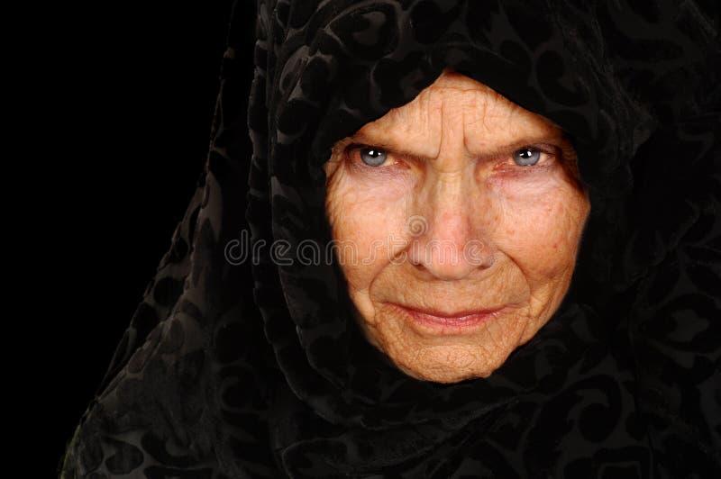 bondaktig rysskvinna
